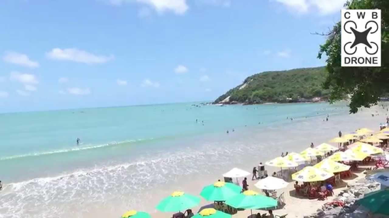 Adesivo De Carenagem Kart ~ Praia de Natal RN Ponta Negra 2015 CWB DRONE YouTube