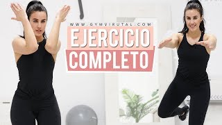 Tonifica tu cuerpo en 14' | Full Body workout