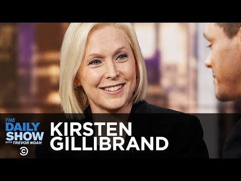 "Kirsten Gillibrand - Fighting for New Yorkers & Celebrating the ""Bold & Brave"" 