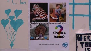 Parents of terminally-ill UK baby end fight for US treatment (2)