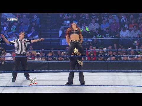 Maria vs. Beth Phoenix