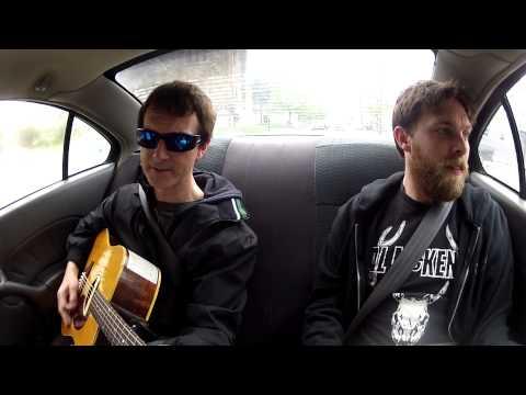 Jeff's Musical Car - The Mahones mp3