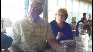 USA 2004/03 - Meriwethers restaurant on the banks of the Missouri River near Bismark, ND