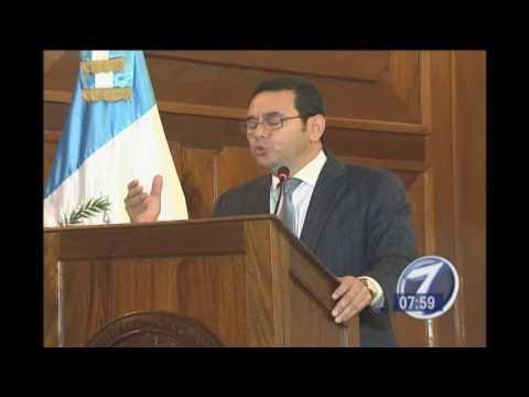 Guatemala es sede de la sexta asamblea del parlamento indígena