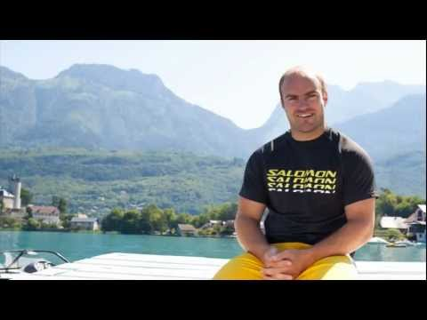 Salomon Racing Team - David Poisson Interview
