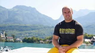 Salomon Racing Team - David Poisson Interview