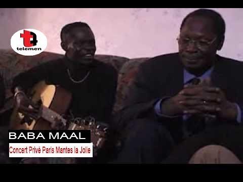 Inna Baaba Coulibaly - Invité Par Thierno Magane