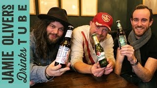 Three Lagers With Flavour | Craft Beer Boys | Jamie Oliver's Drinks Tube