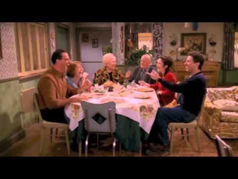 Thanksgiving Dinner Table (Everybody Loves Raymond)
