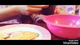 ASMR EATING KID!🍴🍫