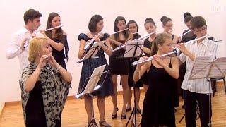 Заключителен концерт   флейта 2015 г.