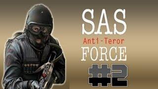 Przejdźmy Razem! SAS: Anti-Terror Force odc.02 Mission 1: Downing Street