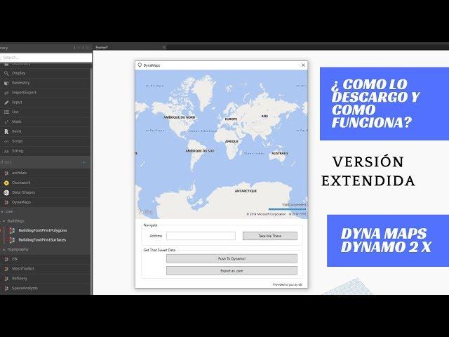 DynaMaps  Que es y como funciona  Version Extendida