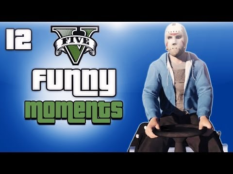 GTA 5 Online Funny Moments Ep. 12 (Tow...