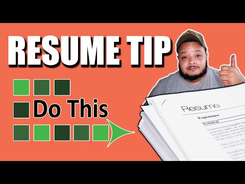 Resume Tip:  How to Get Past the Resume Screening Software