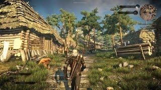 the witcher 3 wild hunt downwarren gameplay teaser