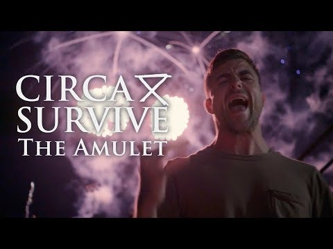 Circa Survive - The Amulet (Official Music Video)