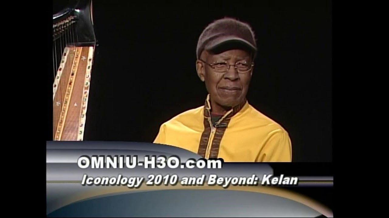 H3O Art Of Life Show - Iconology 2010 and Beyond - Kelan Phil Cohran