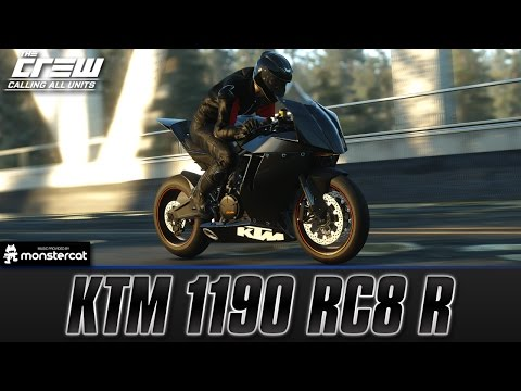 The Crew Calling All Units: KTM 1190 RC8 R | Customization + Test Drive (Perf + Circuit Spec)