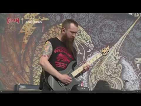 Killswitch Engage - Beyond the Flames - Live Graspop Metal Meeting 2016
