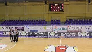 YOUNG ANGELS Košice - Piešťanské Čajky