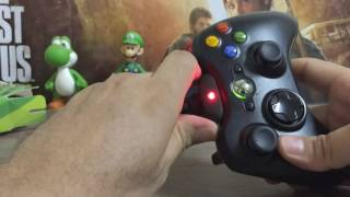 Unboxing Kit Play & Charge XBOX 360