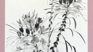 すみする動画 第五回荒井水墨画教室展 美術の森 thumbnail
