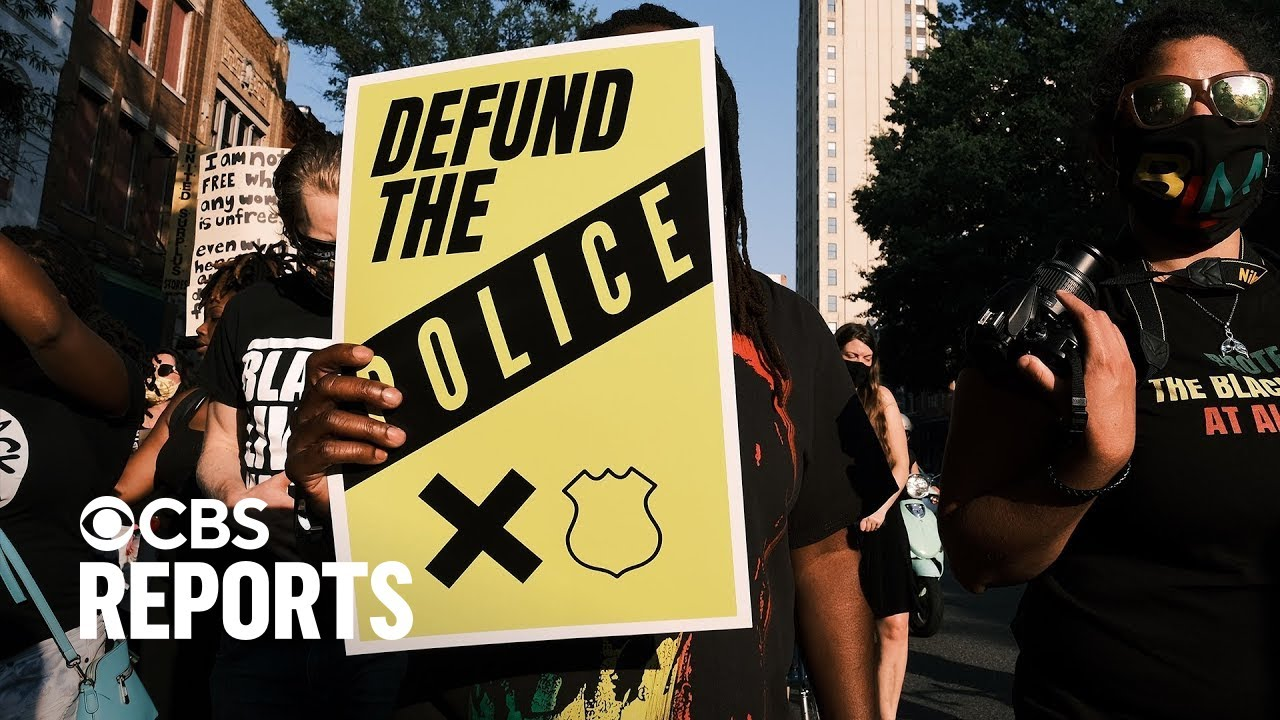 Download CBSN Originals | What Does It Mean to Defund the Police?