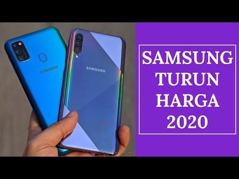 7 HP SAMSUNG TURUN HARGA 2020 - MAKIN MURAH !.