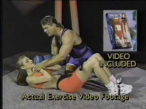 "Tony Little's ""Ab Isolator"" Commercial (1994)"