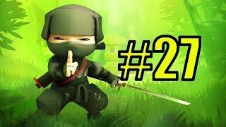 Смотреть мини ниндзя Прохождение #27