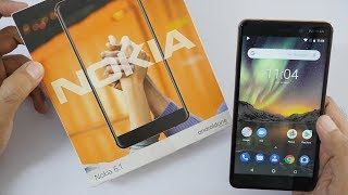 Nokia 6.1 (2018 Edition) Unboxing & Overview wi...