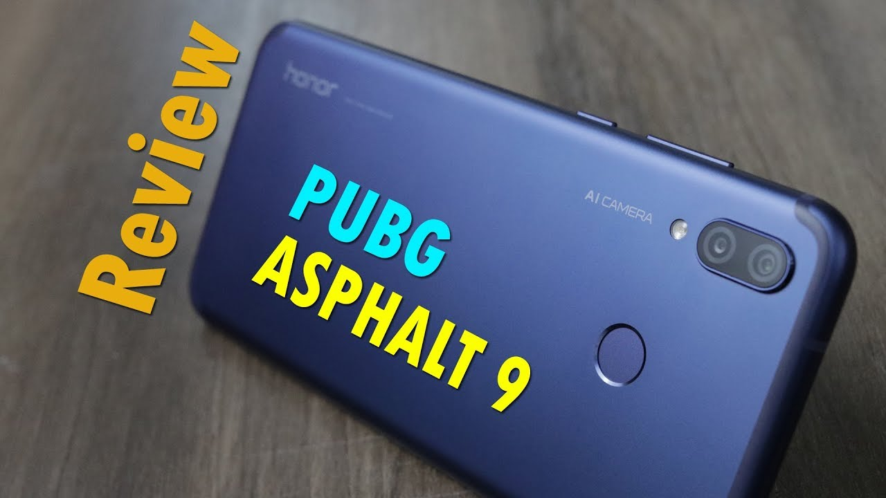Honor Play review - PUBG, Asphalt 9, Camera samples, battery - zhakkas  smartphone - Rs  19,999