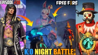 GTA X FREEFIRE: K.O NIGHT GONE WRONG BUNNY