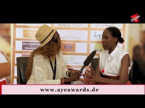 Effiaya Ephya 1 on 1 with Beatrice Oala -Fashion Designer
