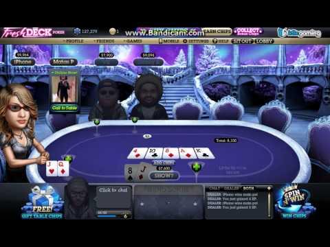 Fresh Deck Poker 2# Not My Day!