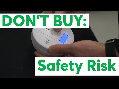 Consumer Reports: 3 CO Alarms Pose Safety Risk | Consumer Reports