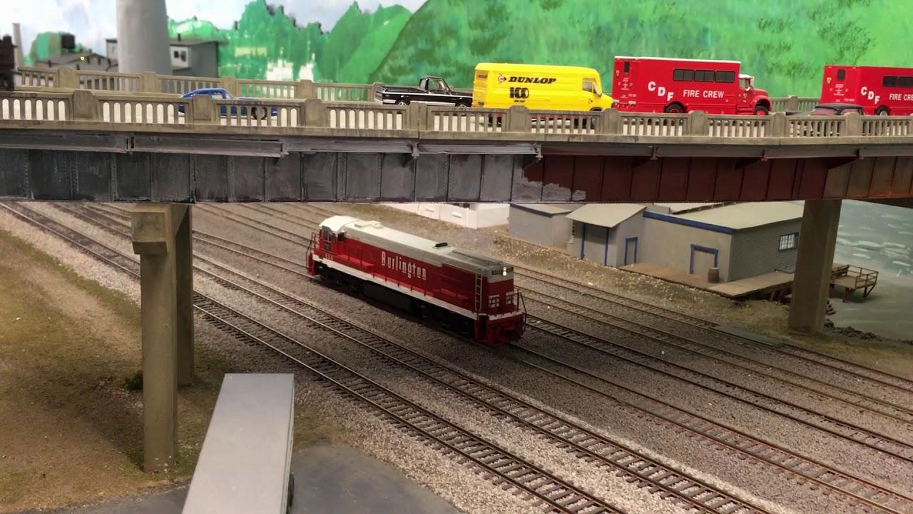 LocoFi | WiFi Model Train Control - HO Sound Decoder for DC DCC Track