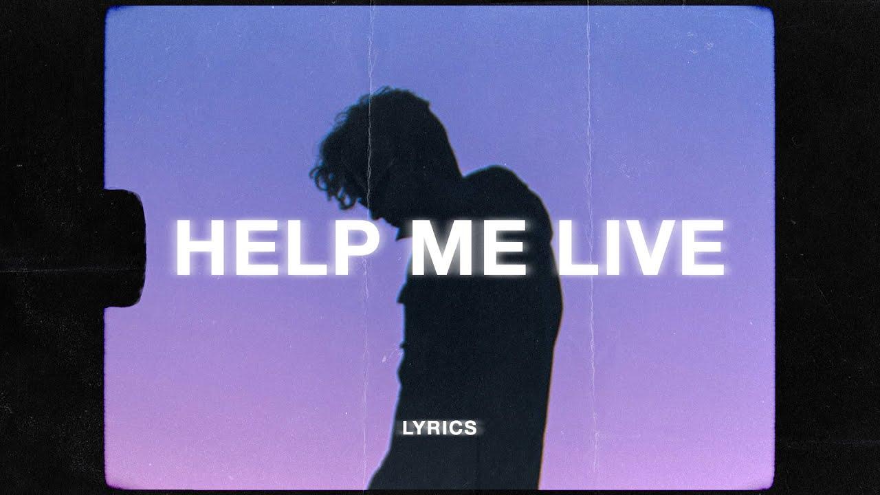 Bonjr - I want you to help me live (Lyrics) ft. Thomas Reid