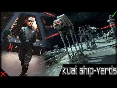 How To Invade Kuat Shipyards: Star Wars Battle Plan