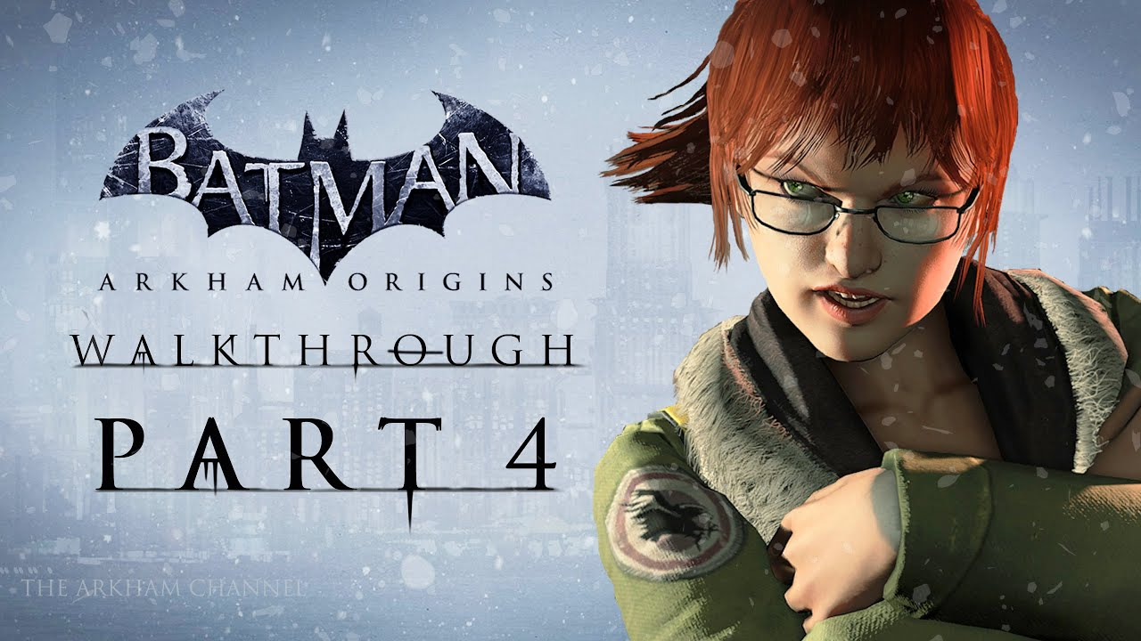 Batman: Arkham Origins – Xbox One Walkthrough – Chapter 04 ...