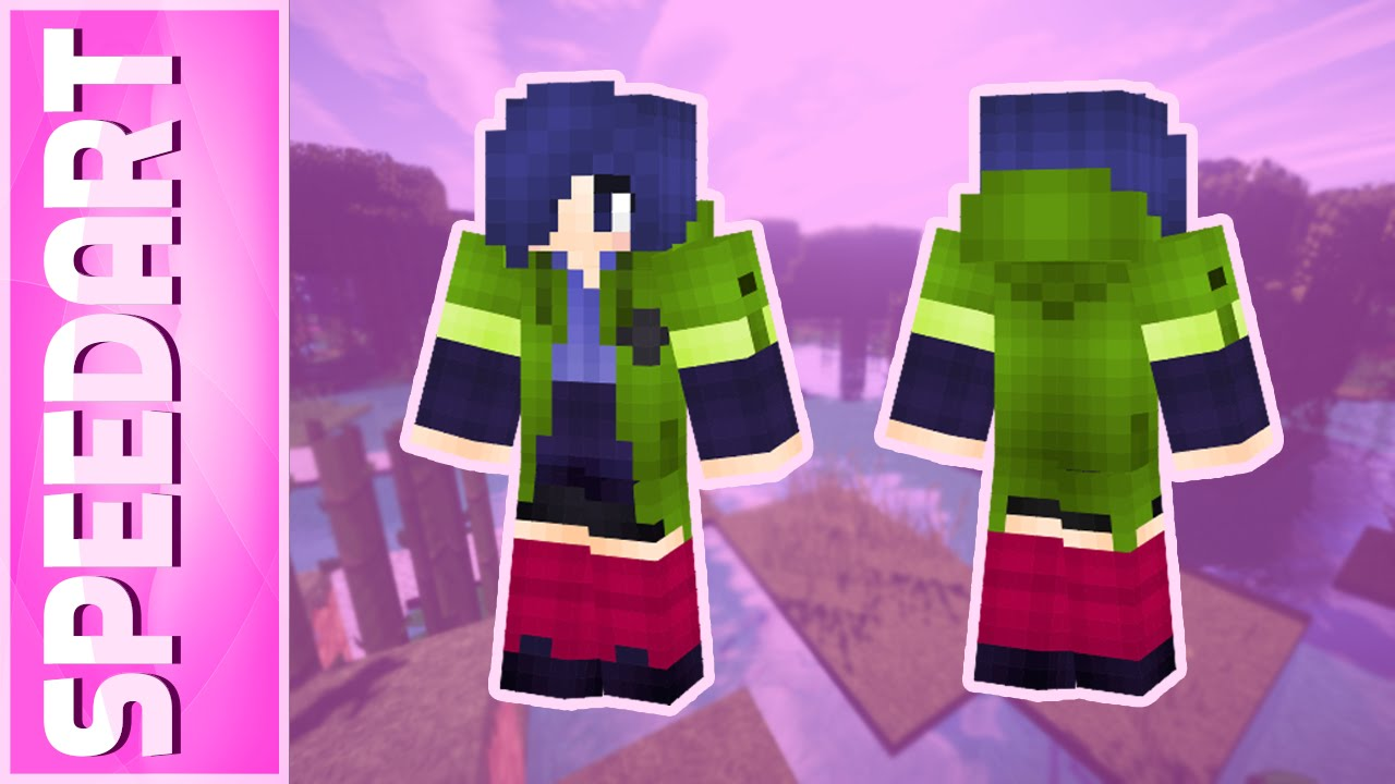 Minecraft Speed Shade Touka Tokyo Ghoul Skin YouTube - Skins para minecraft pe tokyo ghoul