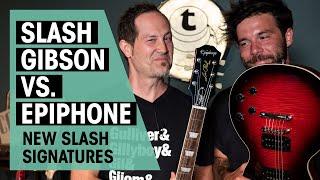 New Epiphone Slash Signature vs. Gibson | Thomann