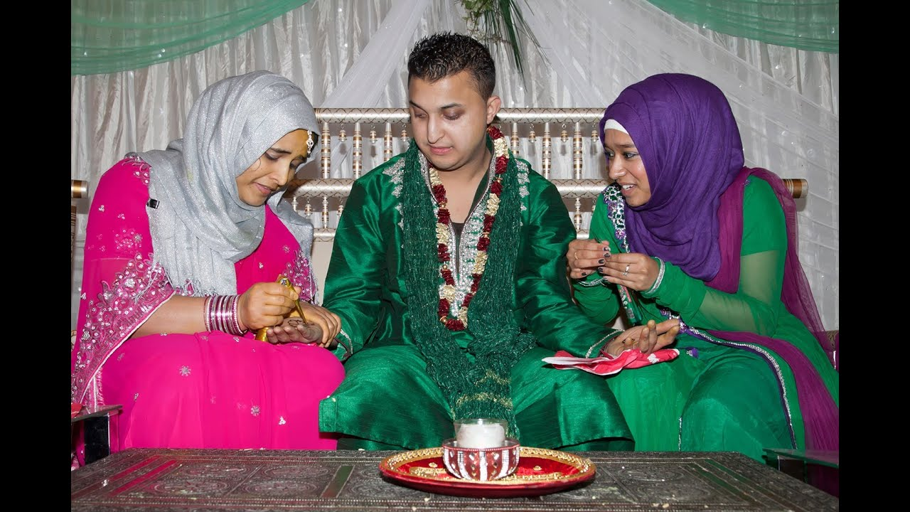 Bangladesh Mehndi Ceremony : Hamid bengali mehndi highlights youtube
