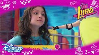 Soy Luna 2. Bölüm Önizleme Luna - Matteo - Ambar Üçgeni  Disney Channel Türkiye