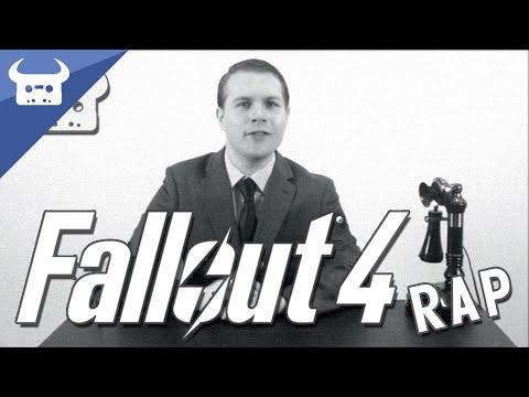 FALLOUT 4 SPECIAL RAP | Dan Bull