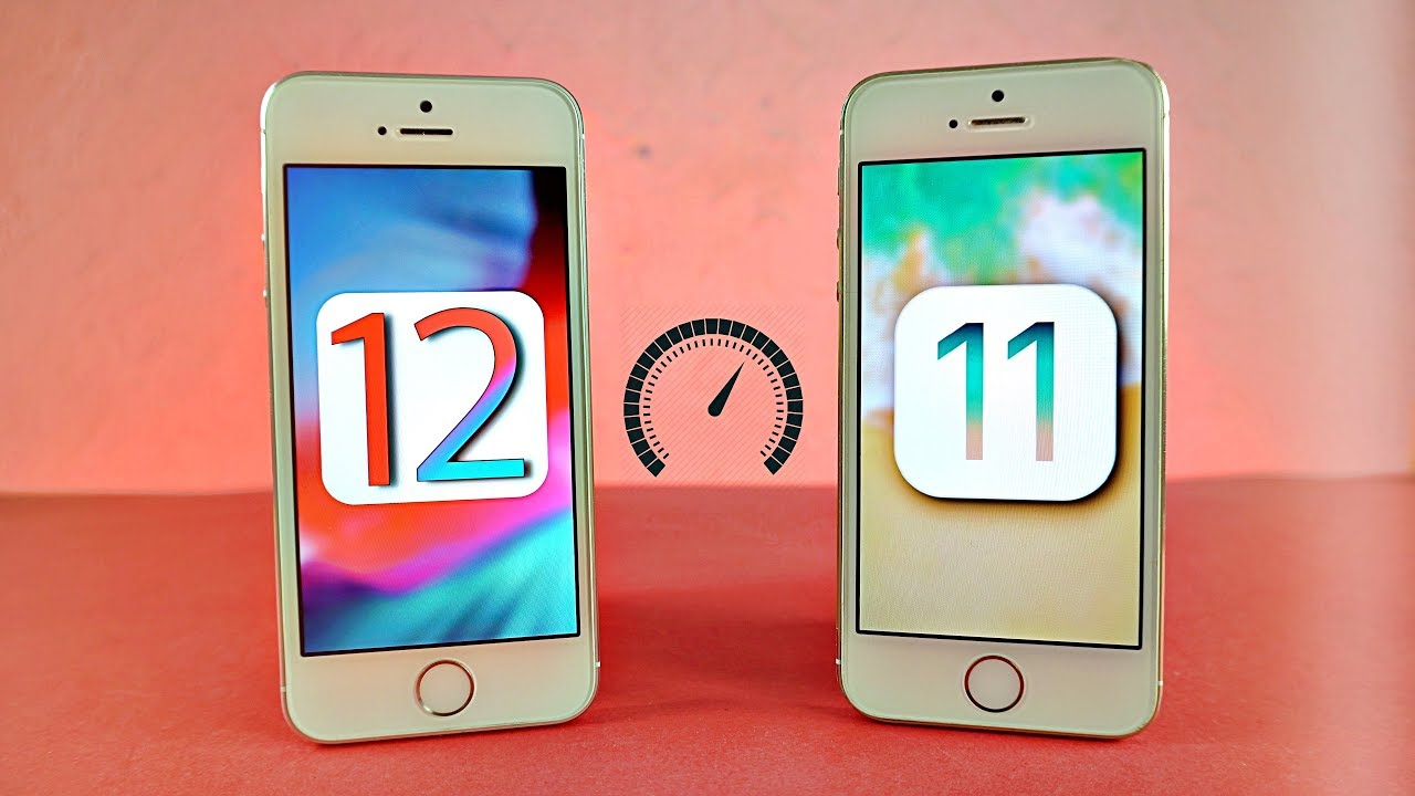 f2f171ba58b iPhone 5S iOS 12 vs iPhone 5s iOS 11 - Speed Test! - YouTube