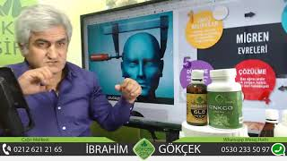 Migren Hastası Ginkgo ve Ormus Gold ile İyileşti, Migren Hastasının Nöbetleri,