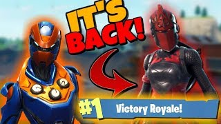 *NEW* RED KNIGHT SKIN // PLAYGROUND LTM GAMEPLAY - Fortnite Battle Royale PS4 *LIVE*