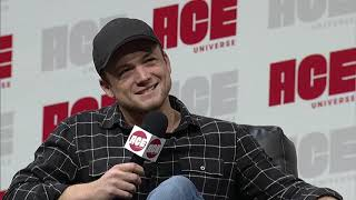 Taron Egerton ACE Comic Con  Arizona 2019
